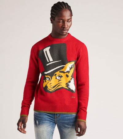 A.K.O.O.  Icon Sweater  Red - 7918500-CPR | Jimmy Jazz
