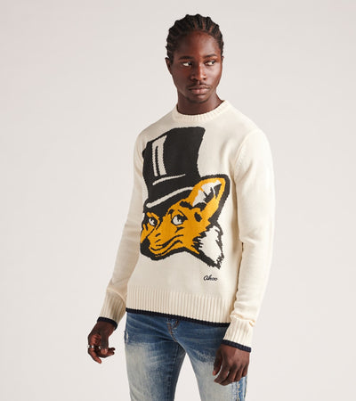 A.K.O.O.  Icon Sweater  White - 7918500-WWT | Jimmy Jazz