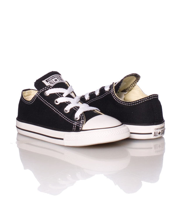 Converse  ALL STAR CORE OX SNEAKER  Black - 7J235 | Jimmy Jazz