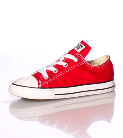 Converse  ALL STAR CORE OX SNEAKER  Red - 7J236 | Jimmy Jazz