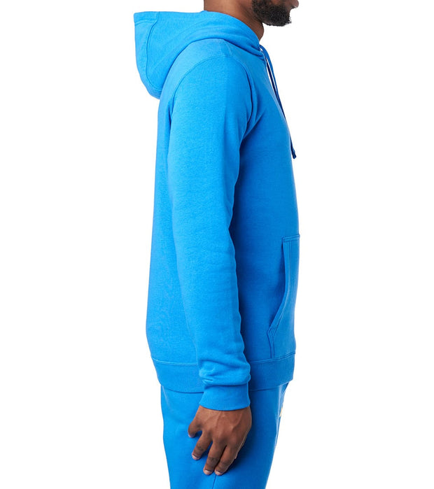 Nike  Club Fleece Pullover Hoodie  Blue - 804346-403 | Jimmy Jazz