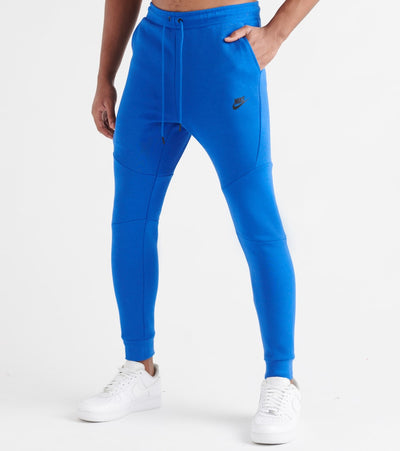 Nike  NSW Tech Fleece Jogger  Blue - 805162-480 | Jimmy Jazz