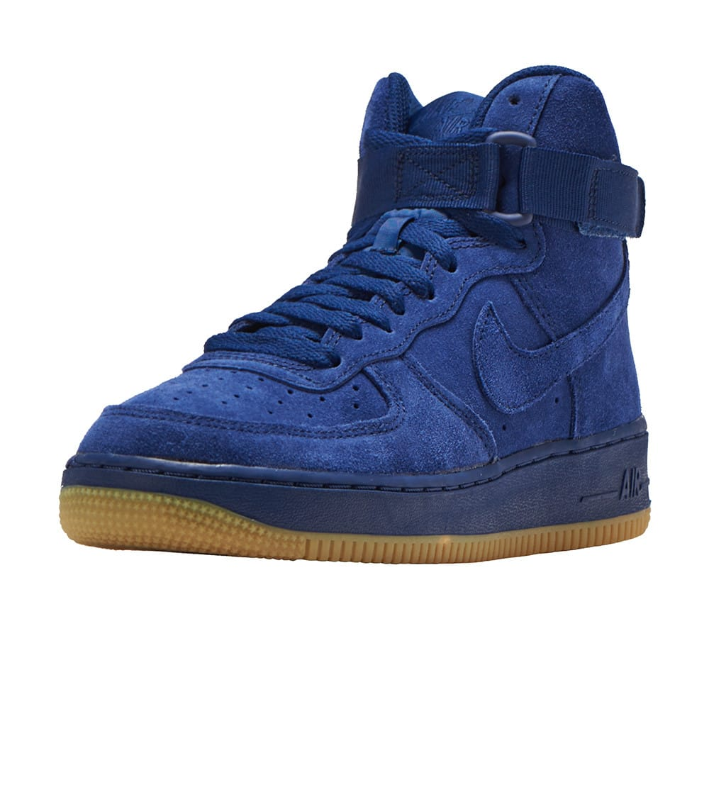 Nike Air Force 1 High LV8 Shoes in Blue