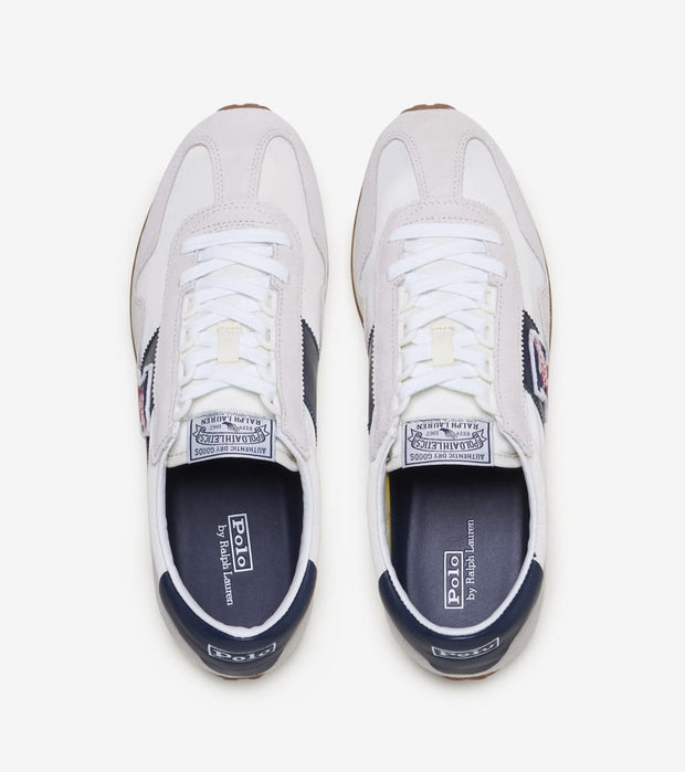 Polo Footwear  Train 90 Shoes  White - 809736258003 | Jimmy Jazz