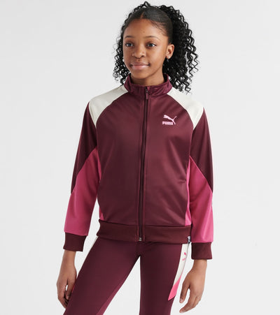Puma  Poly Color Block Track Jacket  Pink - 811822156FME-P597 | Jimmy Jazz