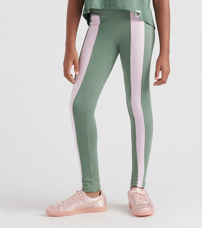 Puma  Girls 7-16 T7 Leggings   Green - 811833331FME-P385 | Jimmy Jazz