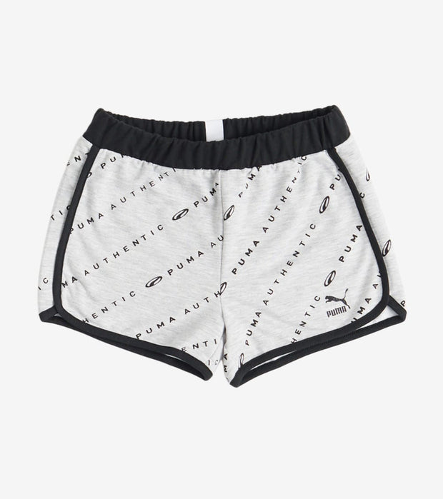 Puma  Retro Printed Short  Grey - 811933428FME-P078 | Jimmy Jazz