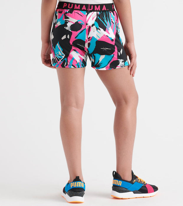 Puma  Chase Jacquard Waistband Short  Multi - 811933429FME-P581 | Jimmy Jazz