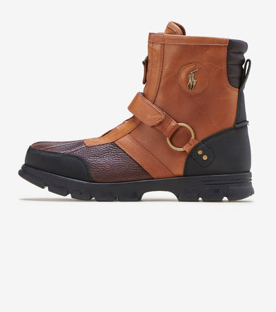 Polo Footwear  Pitstop Boots  Brown - 812741872001 | Jimmy Jazz