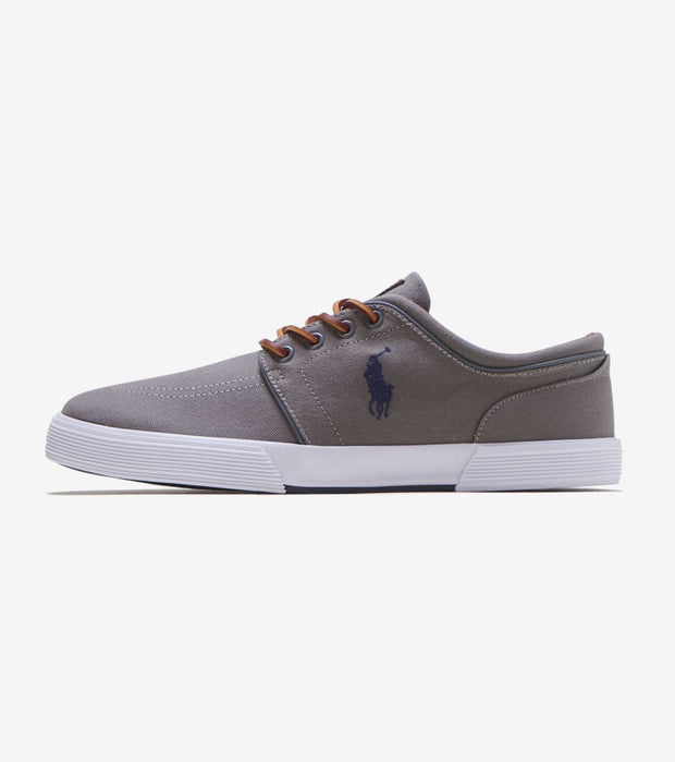 Polo Footwear  Faxon Low  Grey - 816155651029 | Jimmy Jazz