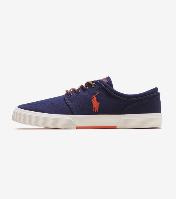 Polo Footwear  Faxon Low  Navy - 816155651415 | Jimmy Jazz
