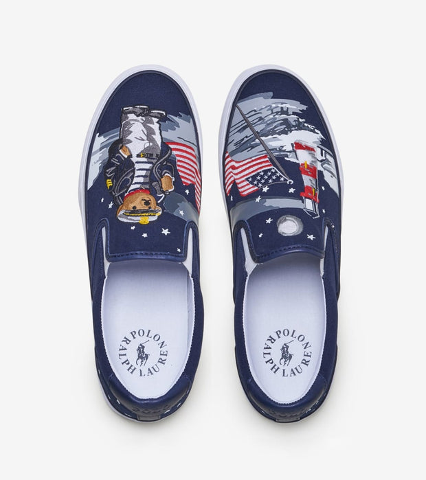 Polo Footwear  Thompson II Shoe  Navy - 816745845001 | Jimmy Jazz