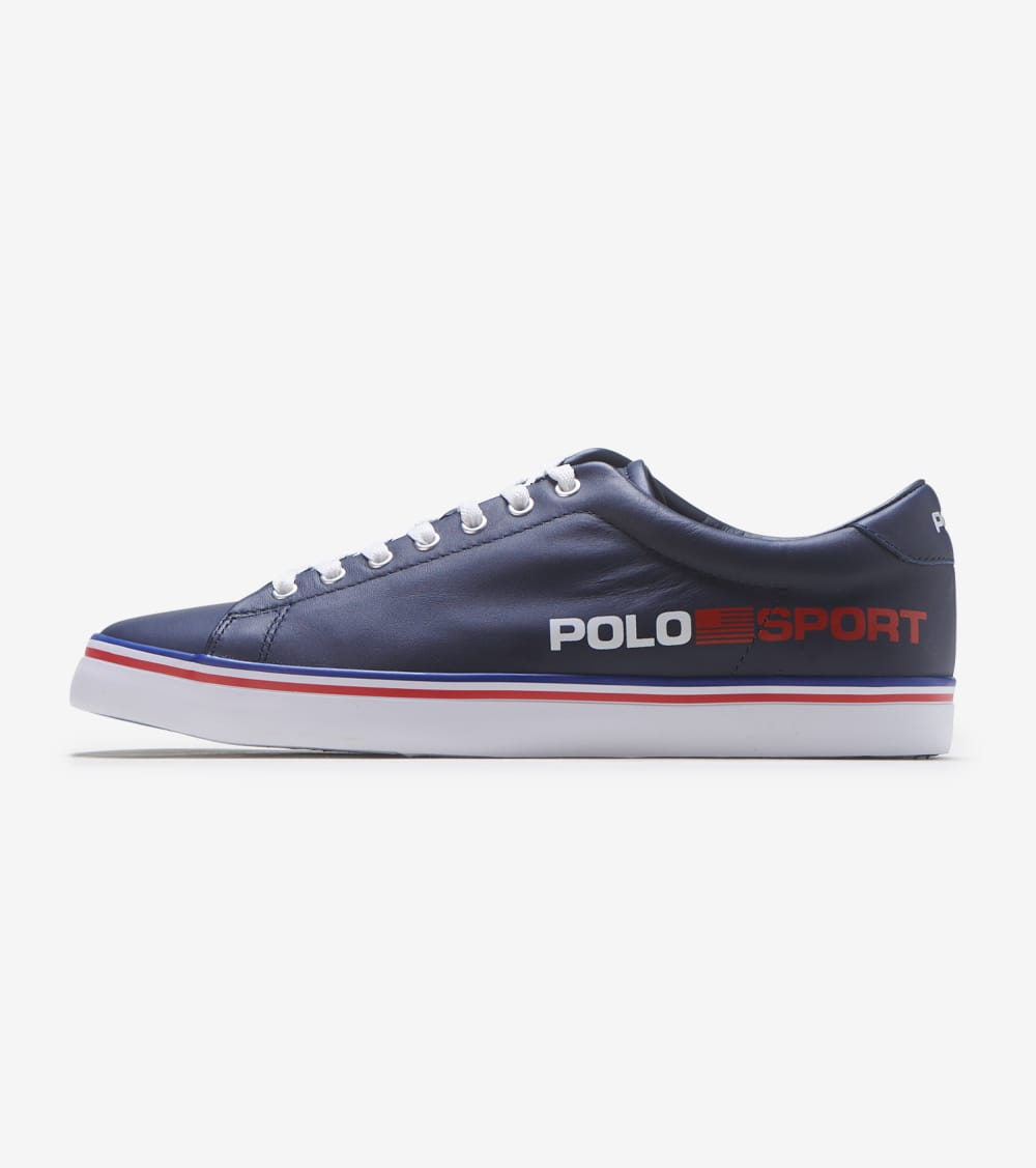 Polo Footwear  Longwood Sport Sneaker  Navy - 816784972002 | Jimmy Jazz