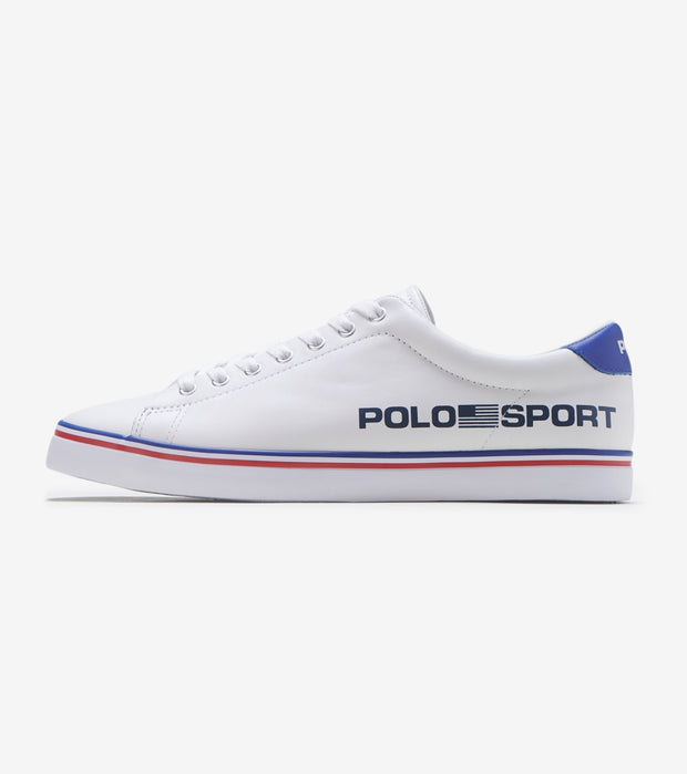 Polo Footwear  Longwood Sport Sneaker  White - 816784972003 | Jimmy Jazz