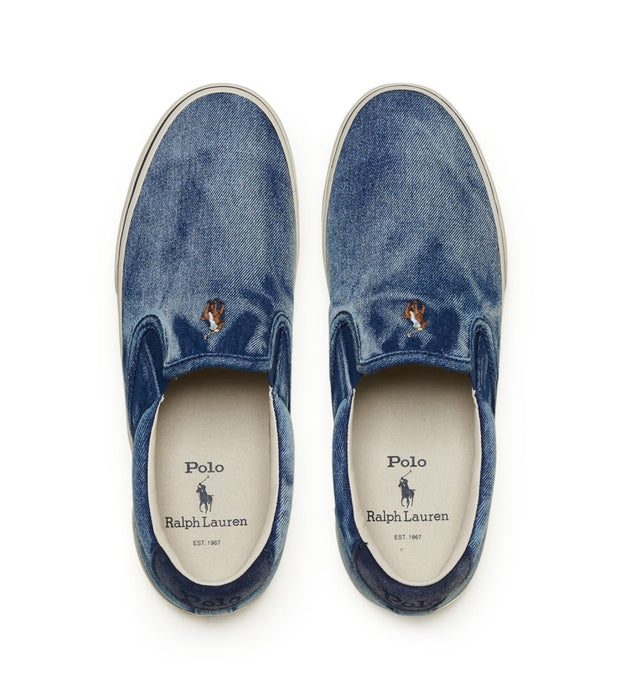 Polo Footwear  Thompson  Blue - 816786870001 | Jimmy Jazz