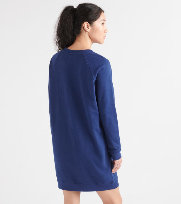 Levis  Crew Sweatshirt Dress  Blue - 81860-0001 | Jimmy Jazz