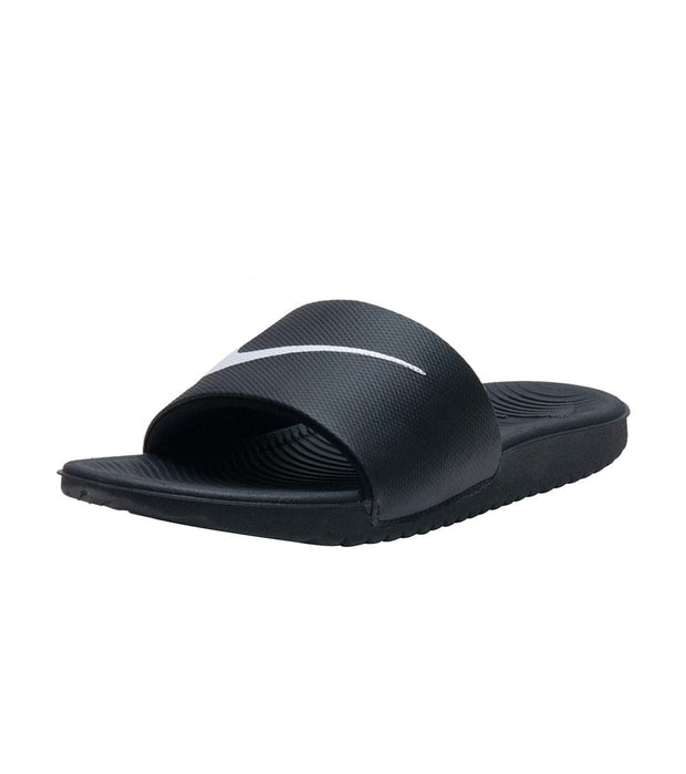Nike  KAWA SLIDE SANDALS  Black - 819352-001 | Jimmy Jazz