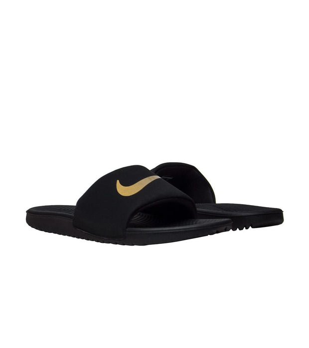 Nike  KAWA SLIDE SANDALS  Black - 819352-003 | Jimmy Jazz