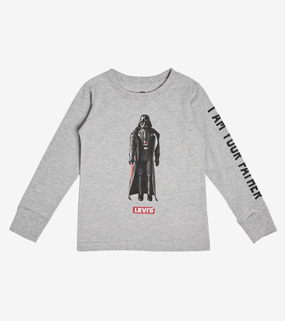 Levis  Boys I Am Your Father Tee  Grey - 81B451-306 | Jimmy Jazz