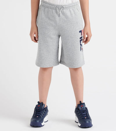 Fila  Fleece Jogger Shorts  Grey - 81F336-GRH | Aractidf
