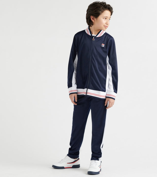 Fila  Settanta Track Jacket  Navy - 82F070-NVY | Jimmy Jazz
