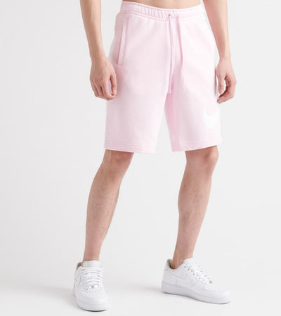 Nike  Club Shorts Exploded Swoosh   Pink - 843520-663 | Jimmy Jazz