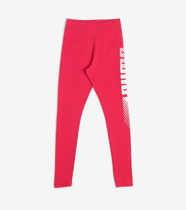 Puma  Essential Graphic Leggings  Pink - 84370515-690 | Jimmy Jazz