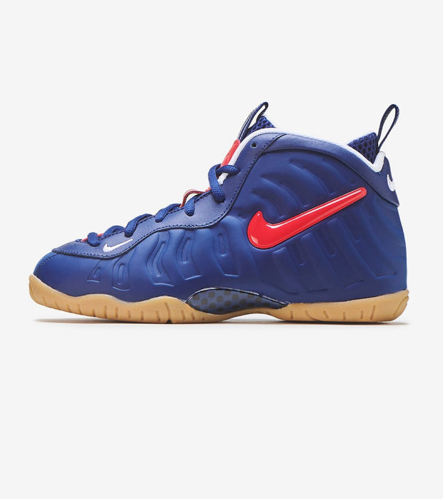 Nike  Little Posite Pro USA  Blue - 843755-405 | Jimmy Jazz