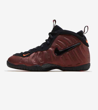 "Nike  Little Posite Pro ""Hyper Crimson""  Black - 843755-800 
