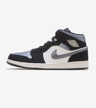 Jordan  Air Jordan 1 Mid SE  Black - 852542-011 | Jimmy Jazz