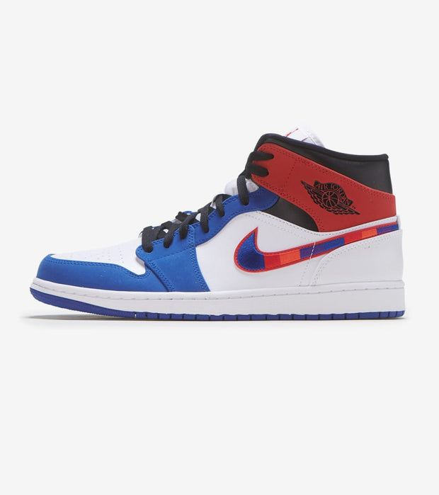 Jordan  Air Jordan 1 Mid SE  White - 852542-146 | Jimmy Jazz