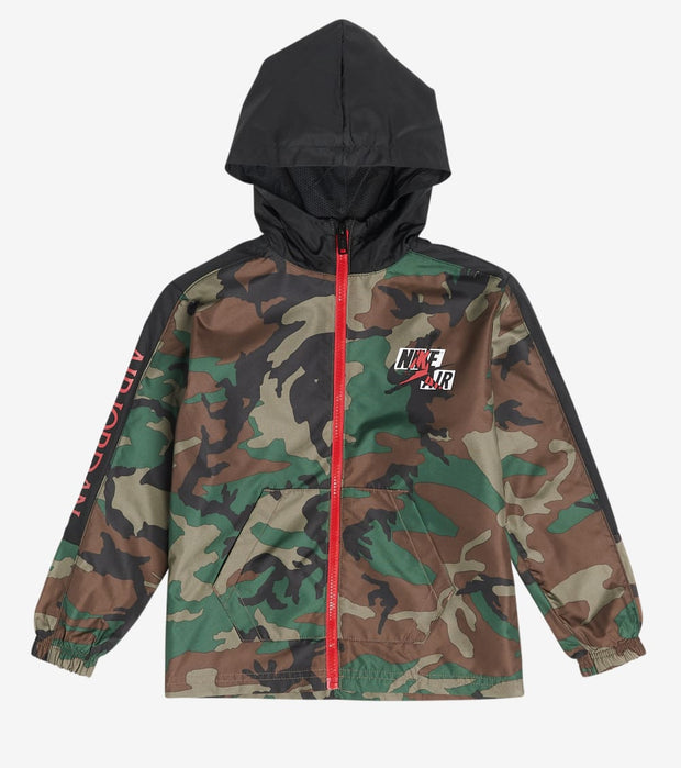 Jordan  Boys Jumpman Classics Camo Jacket  Camo - 857453-E4F | Jimmy Jazz