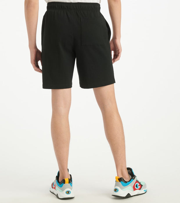 Champion  Heavyweight Jersey Shorts  Black - 85839549724-003 | Jimmy Jazz