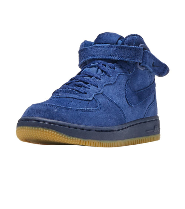 Nike  Force 1 Mid LV8  Blue - 859337-401 | Jimmy Jazz