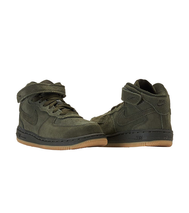 Nike  Force 1 Mid LV8  Green - 859338-300 | Jimmy Jazz