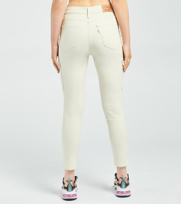Levis  721 High Rise Skinny Ankle Jeans  Beige - 86872-0005 | Aractidf