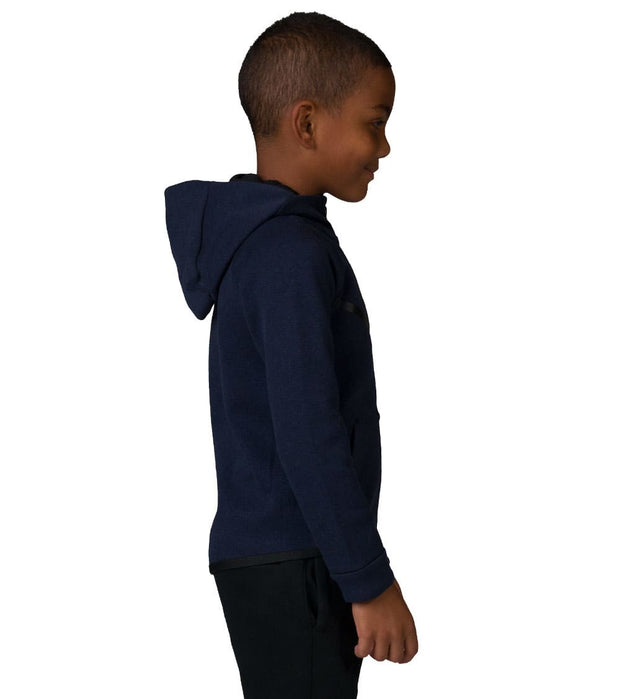 Nike  Boys Tech Fleece Full Zip Hoodie  Navy - 86B202-UU7 | Jimmy Jazz