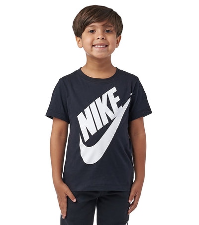 Nike  Jumbo Futura Tee  Black - 86D906-023 | Jimmy Jazz