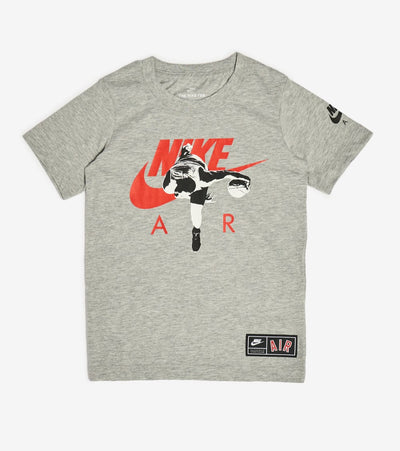 Nike  Boys Athlete Dunk Tee  Grey - 86E913-042 | Jimmy Jazz