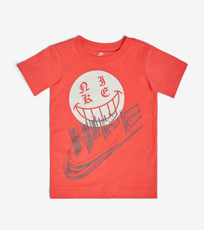 Nike  Boys Photocromic Icon Short Sleeve Tee  Red - 86F108-R26 | Jimmy Jazz
