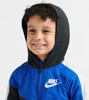 Nike  4-7 Core Woven Jacket  Blue - 86F494-U89 | Jimmy Jazz
