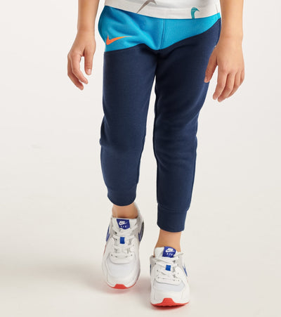 Nike  Boys Swoosh Pants  Navy - 86F677-U90 | Jimmy Jazz