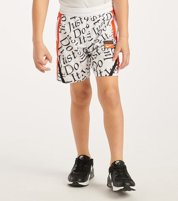 Nike  Boys 4-7 Elite Energy Short  White - 86F958-001 | Jimmy Jazz