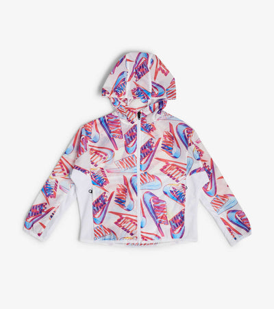 Nike  Boys Onion Skin Jacket  White - 86G398G-001 | Jimmy Jazz