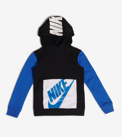 Nike  Boys Pullover Hoodie  Black - 86G686-023 | Jimmy Jazz