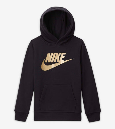 Nike  Boys Club Heartbreak Pull Over Hoodie  Black - 86G703-G0G | Jimmy Jazz