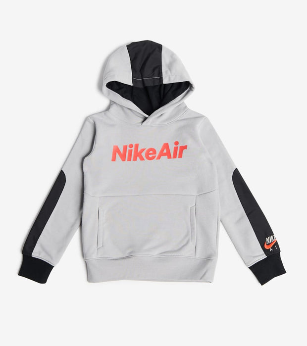 Nike  Boys NSW Air Pullover Hoodie  Grey - 86G971-G6U | Jimmy Jazz