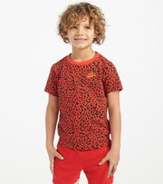 Nike  Boys 4-7 Foamposite Tee  Red - 86H013-R2R | Jimmy Jazz