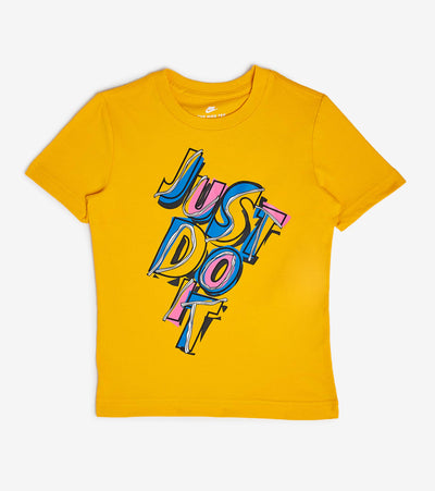 Nike  Boys NSW Air Max 90 Trend Tee  Gold - 86H274-Y1X | Jimmy Jazz
