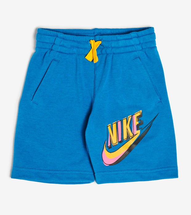 Nike  Boys NSW Alumni AM90 Trend Shorts  Blue - 86H276-C52 | Aractidf